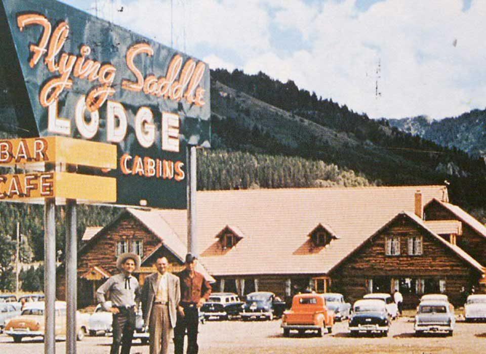 alpine wyoming cabin rentals