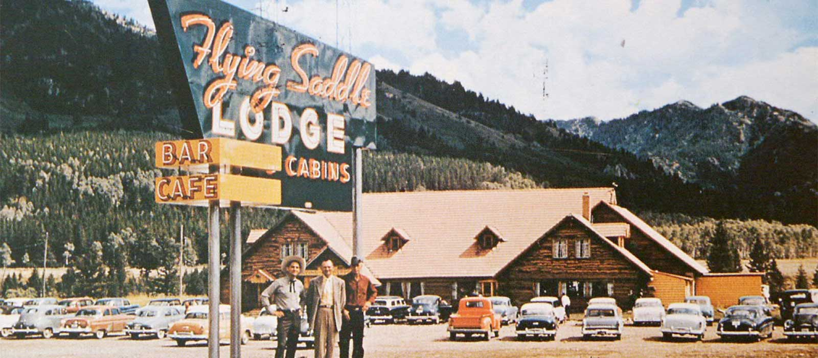 About Flying Saddle Resort Alpine Wyoming Hotel