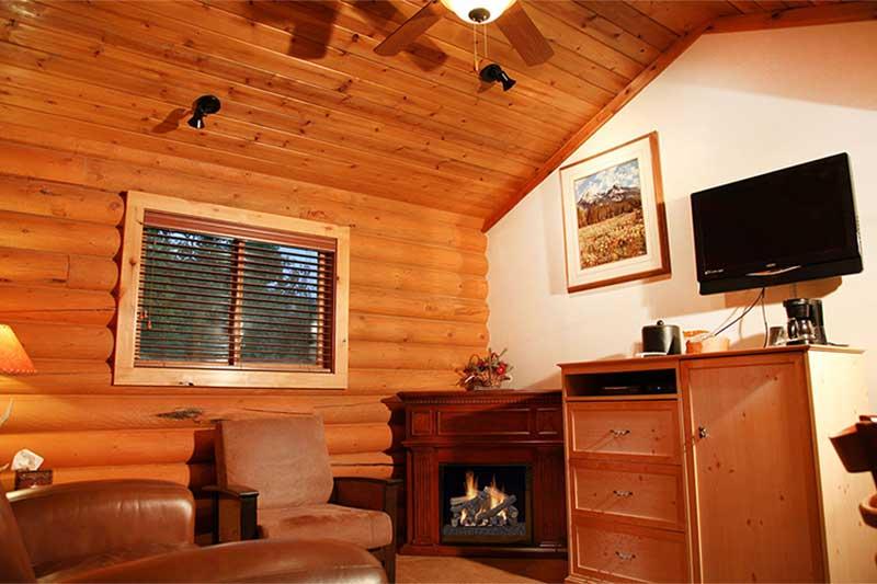alpine wy cabin rental