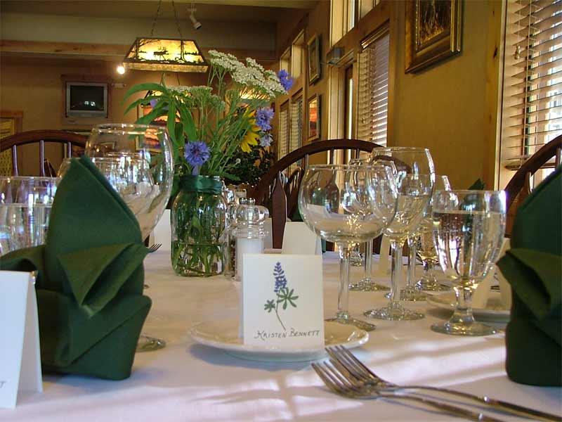 weddings alpine wy hotel